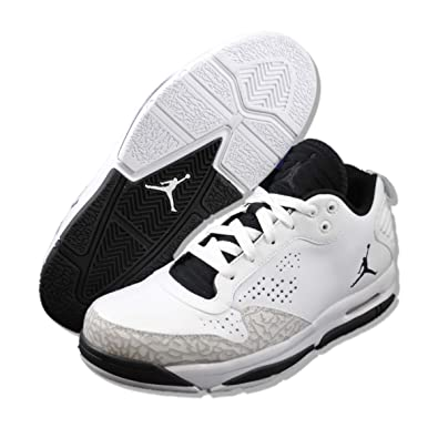 a11cafaeb0c Image Unavailable. Image not available for. Color  Nike Jordan After Game II  White Cement Air Mens Basketball Shoes ...