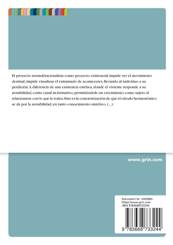 Del Relato Nihilizante a la Ética Somática: Amazon.es: Pablo Inda: Libros