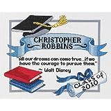 Janlynn Cross Stitch Kit, Graduation Dreams