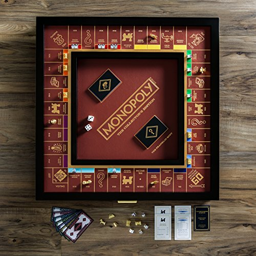 Franklin Mint Monopoly
