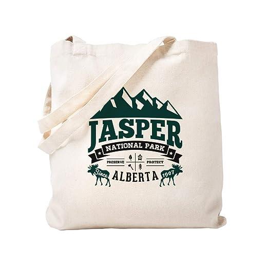 CafePress Jasper Vintage Bolsa de lona natural, bolsa de la ...