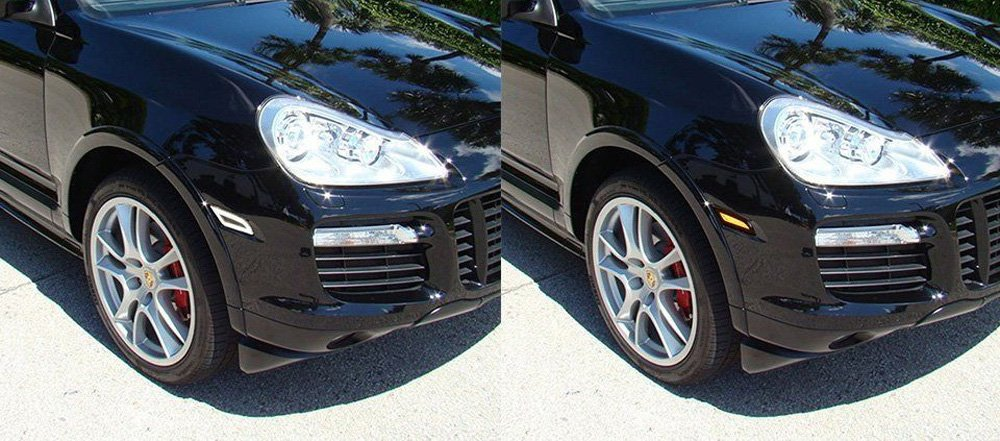 Amazon.com: iJDMTOY Smoked Lens Switchback LED Front Sidemarkers For 2007-10 Porsche Cayenne, (2) Euro Style Smoked Side Marker Lamps (Parking/Driving ...