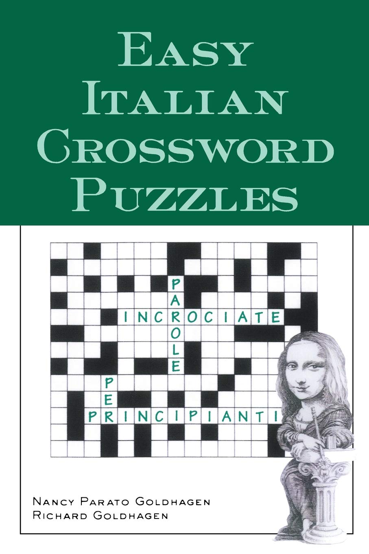 Easy Italian Crossword Puzzles  Language   Italian