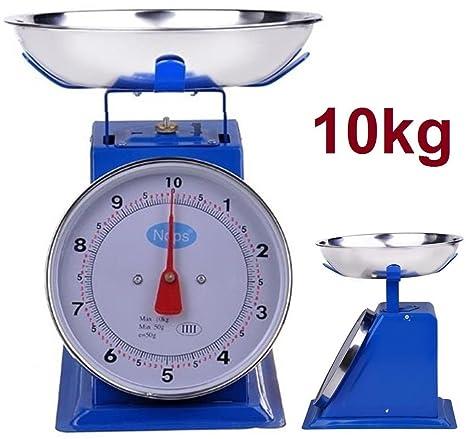 Balanza de Cocina Bascula Peso Precisión 10kg MECANICA