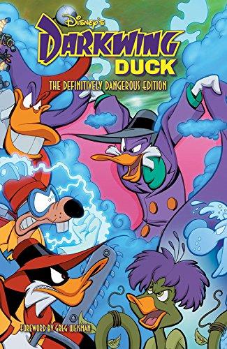 Disney Darkwing Duck: The Definitively Dangerous Edition (Disney's Darkwing Duck) by Joe Books LTD