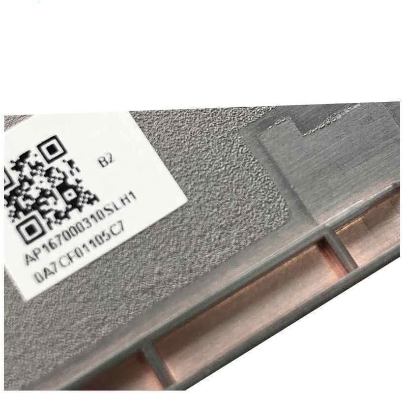Compatible Replacement for Lenovo ThinkPad E580 E585 E580C Laptop Bottom Shell Base Cover Silver Case