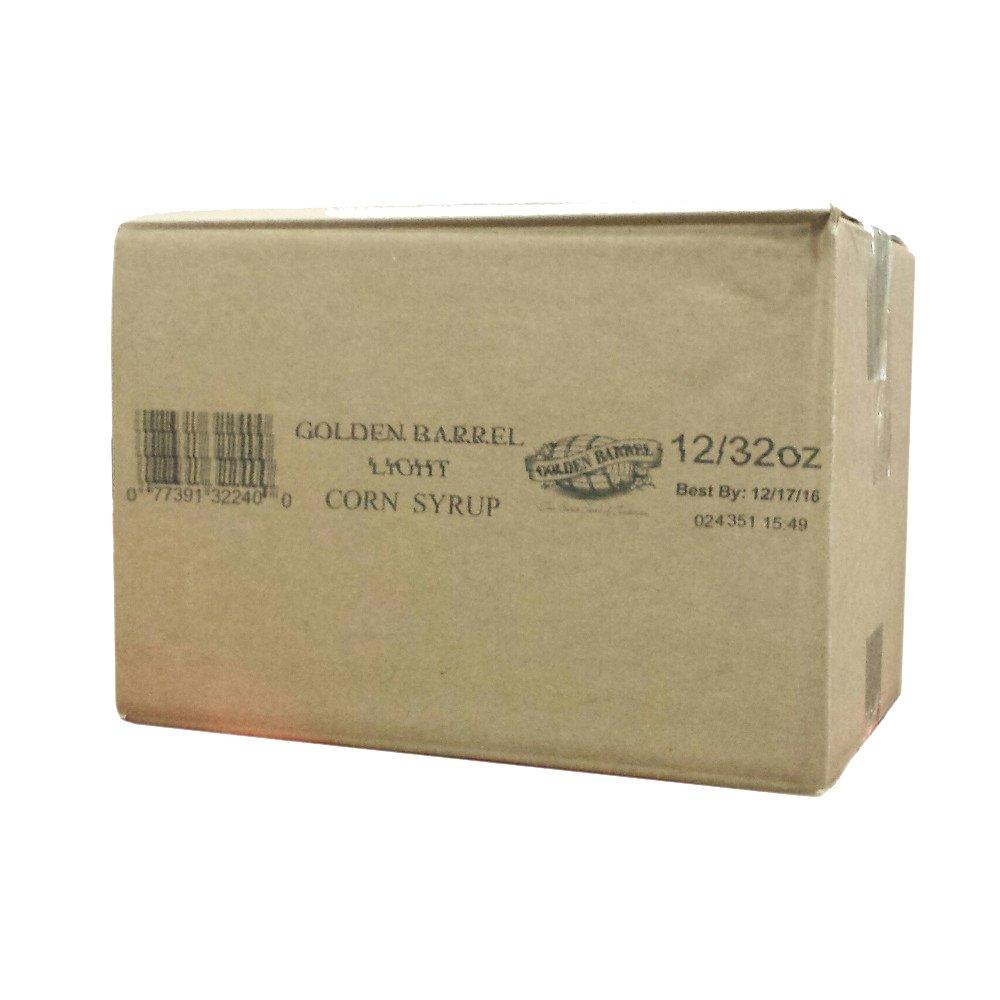 Golden Barrel Light Corn Syrup (12/32 oz. Case)