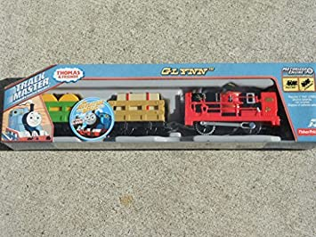 Thomas And Friends Track Master Glynn Train By Trackmaster Amazon