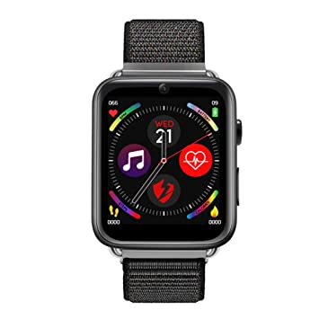OOLIFENG Android 7.1 OS Smartwatch Reloj de Fitness con GPS 4G ...
