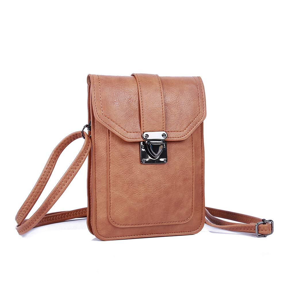 Small Crossbody Bags, Cell Phone Purse Wallet Bags for women by TENXITER by TENXITER (Image #3)