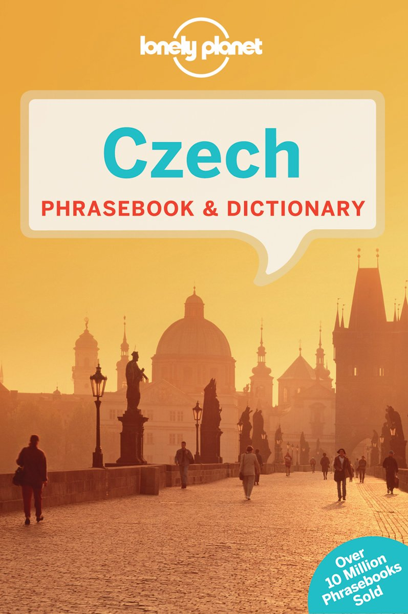 Lonely Planet Czech Phrasebook & Dictionary (Phrasebooks)