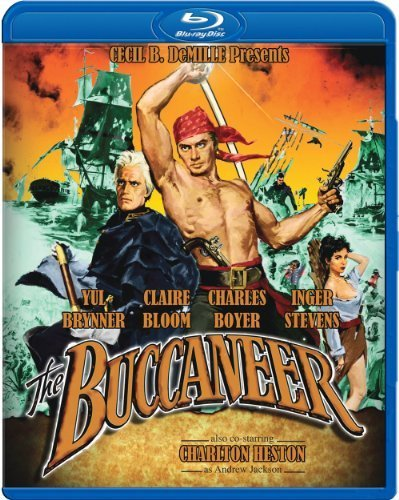 The Buccaneer [Blu-ray] by Olive Films