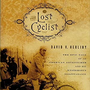 The Lost Cyclist Audiobook