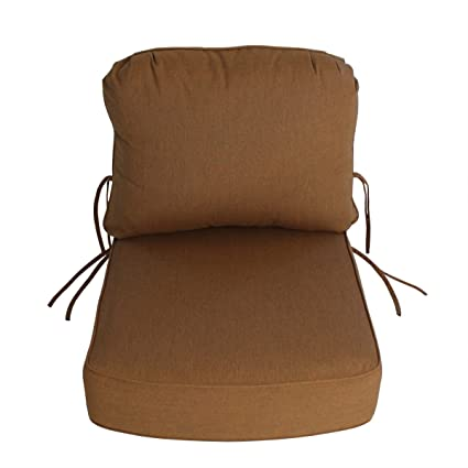 Amazon Com Sunbrella Outdoor Deep Seating Chair Cushion Boxed