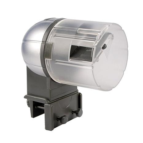 Feeders Mangiatoia Disenser Dosatore Rogrammabile Display Timer Per Acquario Pesci Fish & Aquariums