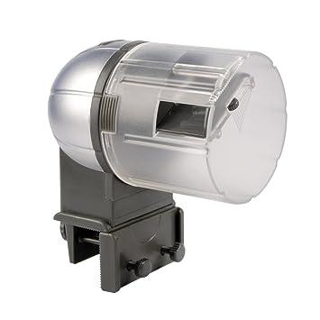 Mondpalast @ Alimentador Automático Tanque automático de acuario Temporizador automático de alimentación de pescado Alimentador de