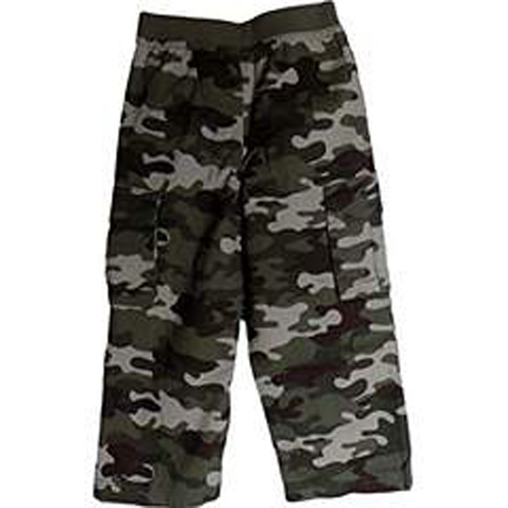 Garanimal Infantブラックまたは迷彩パンツ、各種サイズ Newborn カモフラージュ B01LW6D730