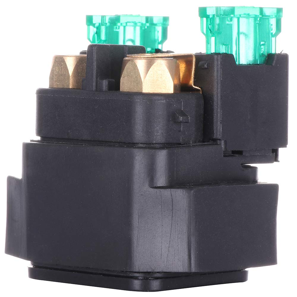 SCITOO Starter Relay Solenoid Compatible for Yamaha ATV YFZ450 YFZ45 2004 2005 2006 2007 2008 RL1419RE107AR 102447-5206-1405358401