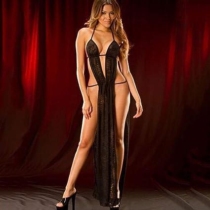 Dynamovolition Vestido Lencería Mujeres Hot Erotic Baby