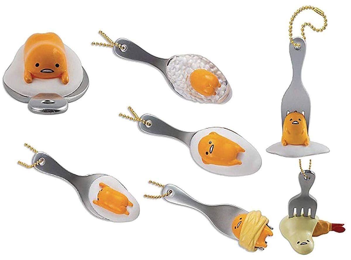 Amazon.com: Toynk Gudetama The Lazy Egg Series 2 Blind Bag ...