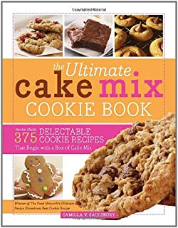 The ultimate shortcut cookie book recipes
