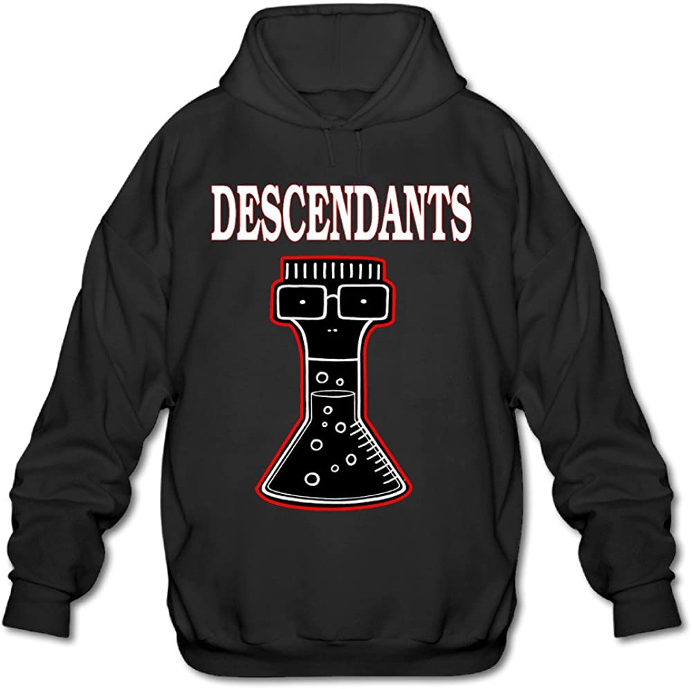 Descendants Hypercaffium Spazzinate Men's Hoodie