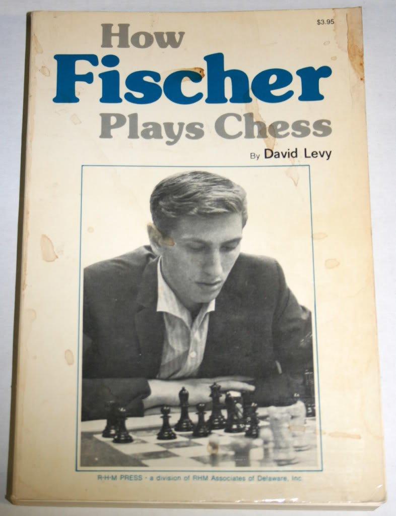 Read Online How Fischer Plays Chess ePub fb2 book