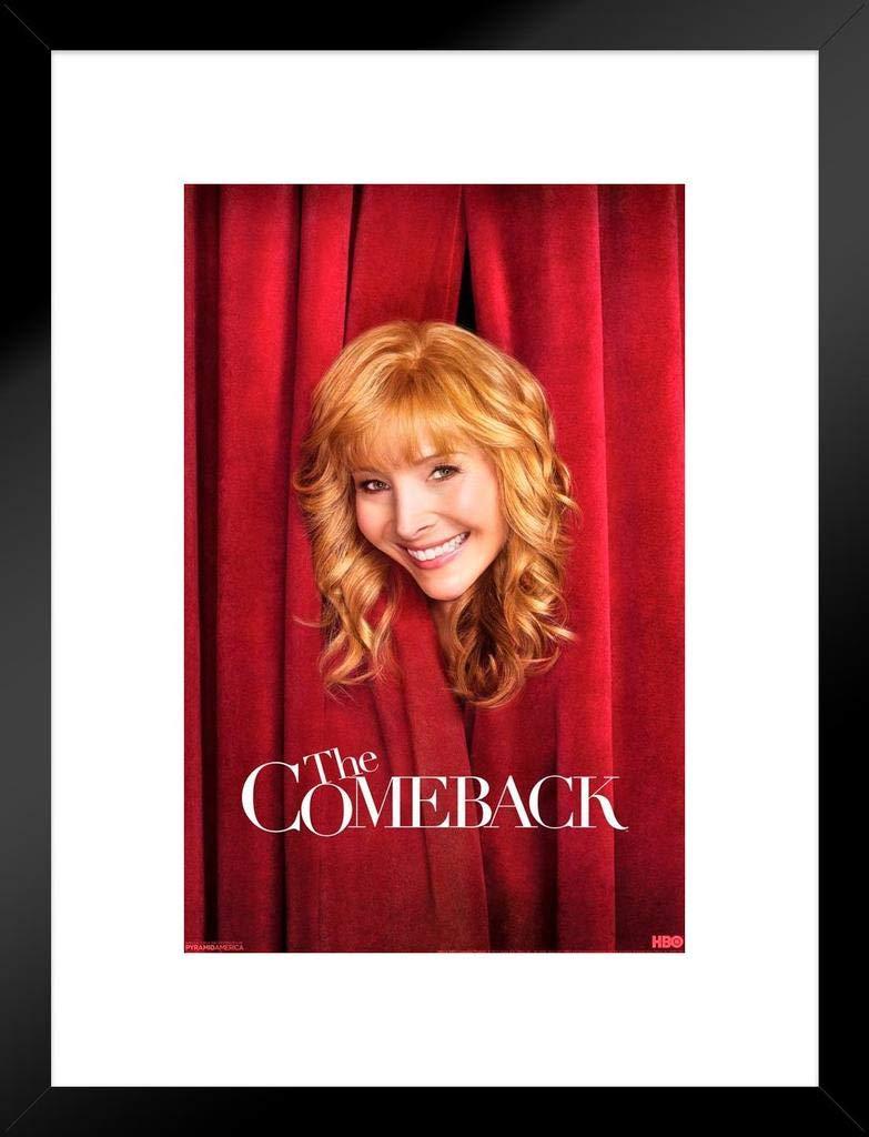 Pyramid America The Comeback Season 2 TV Show Framed Poster 20x14 inch