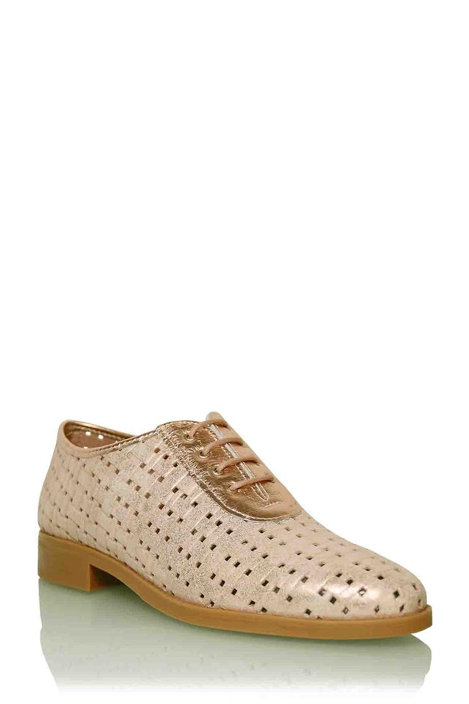 Pitillos Zapato Inglés de Piel 39 EU