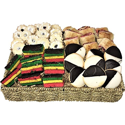 Kosher Baked Goods Tray - 3 Pounds Assortment of Made in New York (Kosher Baked Goods)