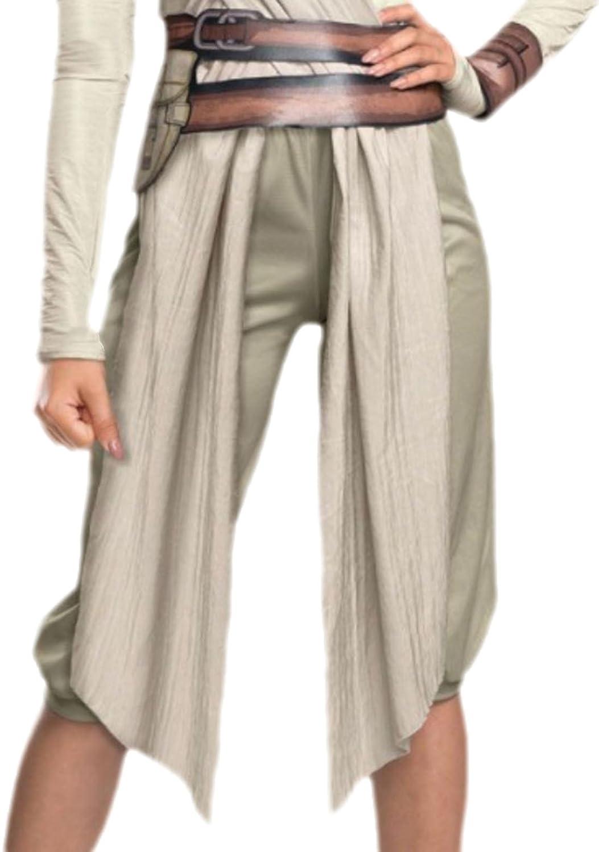 erdbeerloft - Mujer Rey Star Wars Disfraz de Top con cinturón ...