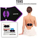Jumper TN001 Portable TENS Muscle Nerve Stimulator, Electric Wireless Pulse Stimulator For Muscle Relaxation and Targeted Pain Relief