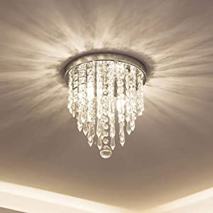 Lifeholder Mini Chandelier, Crystal Chandelier Lighting