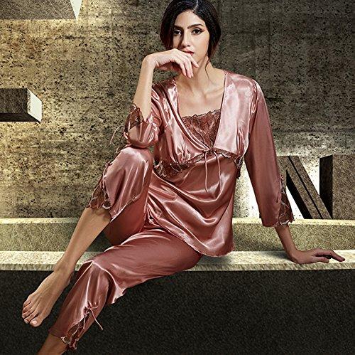 DQQ - Pijama - para mujer Rubor