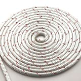 New England Ropes 120' of 3/8'' (10mm) Sta-Set White