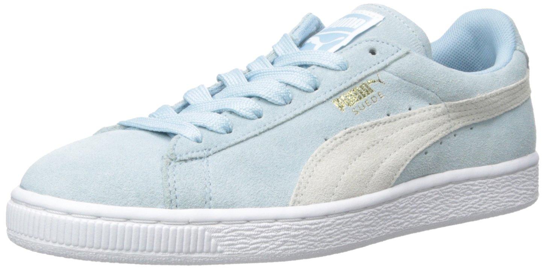 Puma Suede Classic  Damen Sneakers  US 10 | UK 7.5 | EU 41|Cool Blue/White