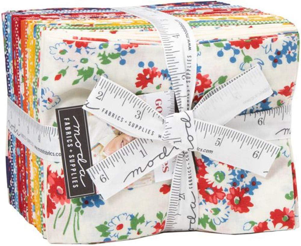 American Jane Good Times 29 Fat Quarters 1 Panel Moda Fabrics 21770AB