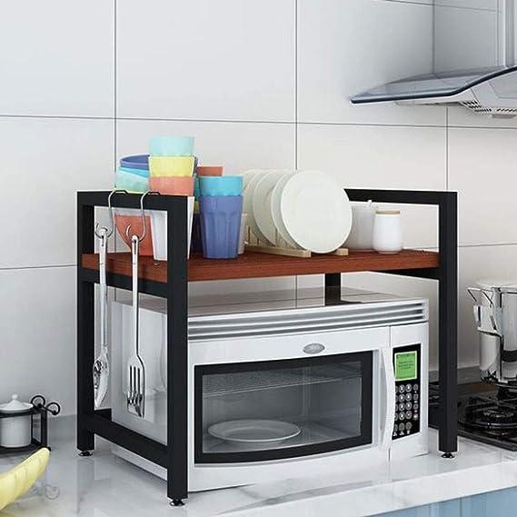 DUDDP Organizador cocina Rack de almacenamiento de cocina del ...