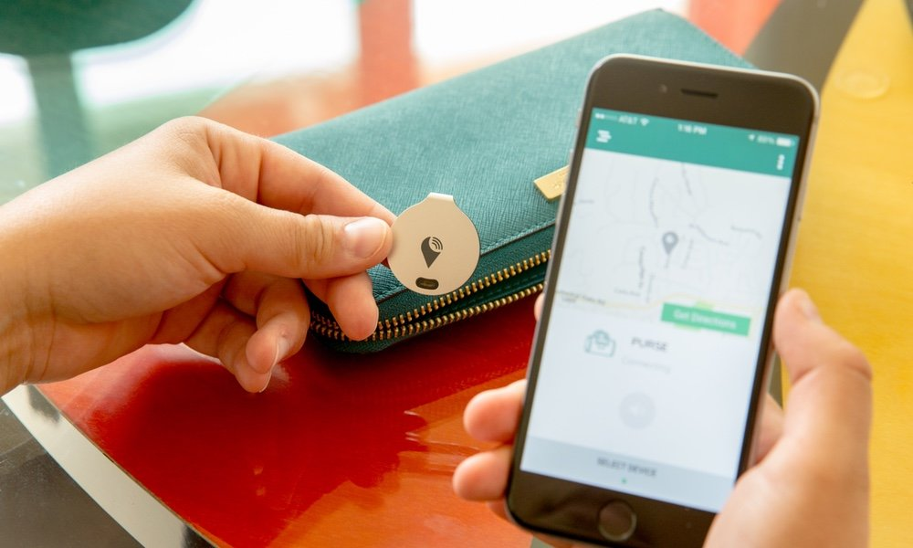 TrackR Bravo - Key Tracker, Phone Finder, Wallet Locator,