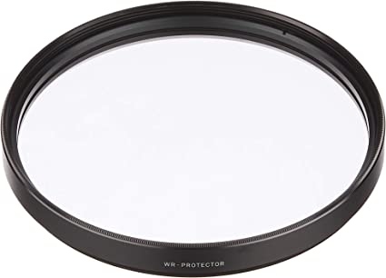 Sigma Wr Schutzfilter Schwarz Kamera
