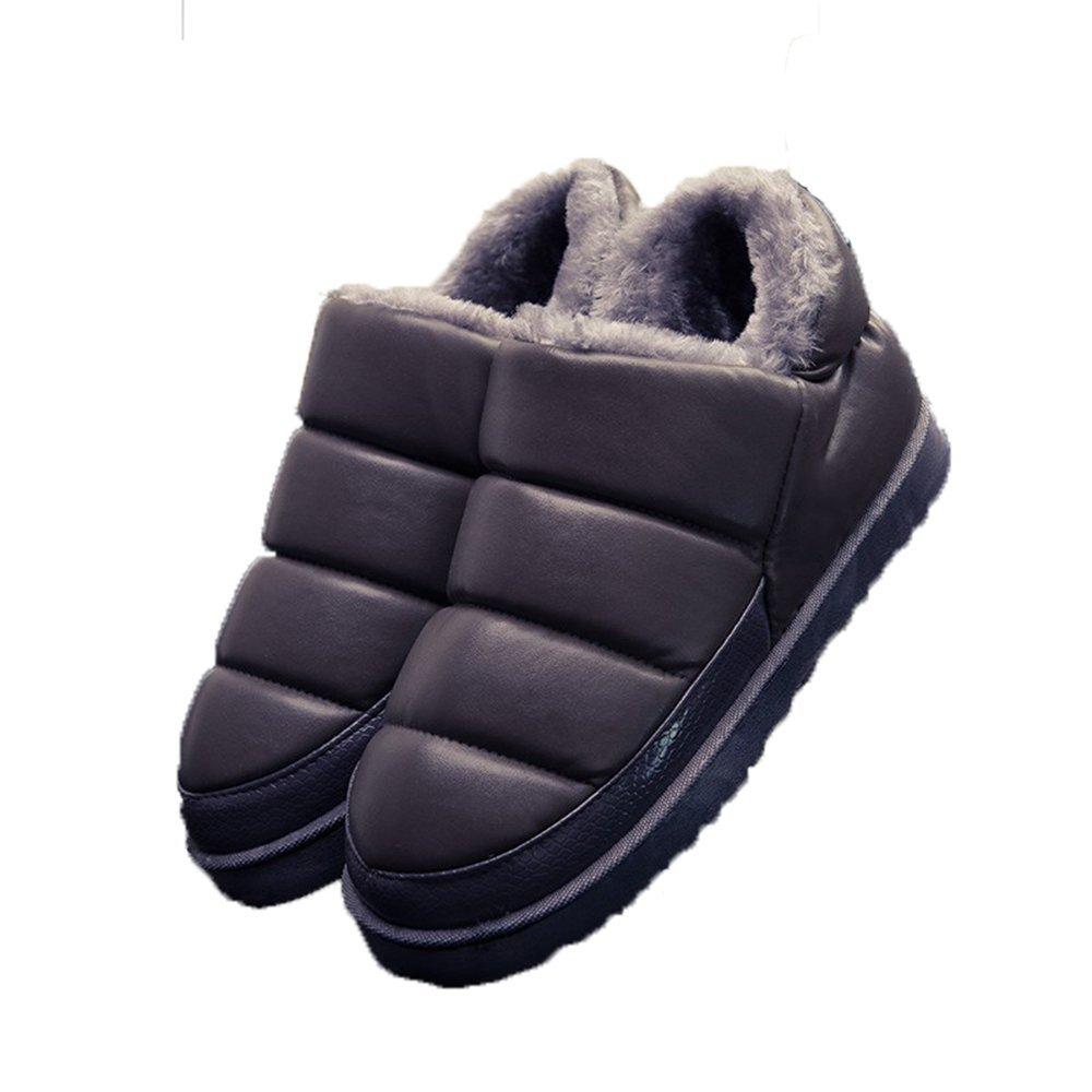 Booties Slippers Women Waterproof Winter Flats Indoor Outdoor Slipper Boots