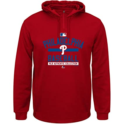 569cd535bf9 Amazon.com   Philadelphia Phillies Majestic Authentic Collection ...