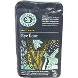 Doves Farm Wholemeal Rye Flour 1kg (pack of 5)