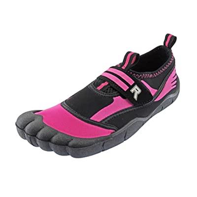 Rockin Footwear Womens Aqua Foot Aqua Sock Water Shoes   Water Shoes