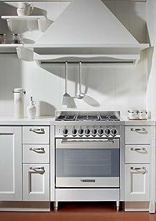 Tecnogas D855MN Libera installazione Gas hob A Nero cucina: Amazon ...