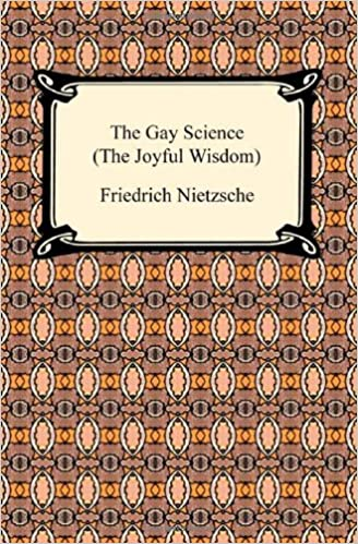 THE GAY SCIENCE THE MADMAN
