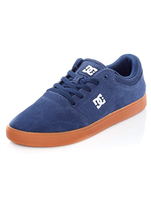 DC Shoes Crisis Sneaker Herren Marineblau/Gum