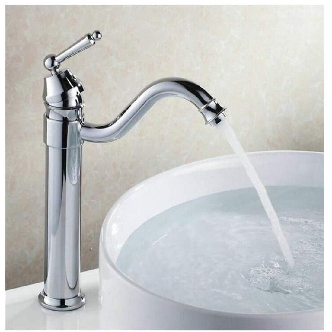 Kitchen Bath Basin Sink Bathroom Taps Faucet Washbasin Mixer Swivel Bathroom Basin Sink Brass Faucet Ctzl1144