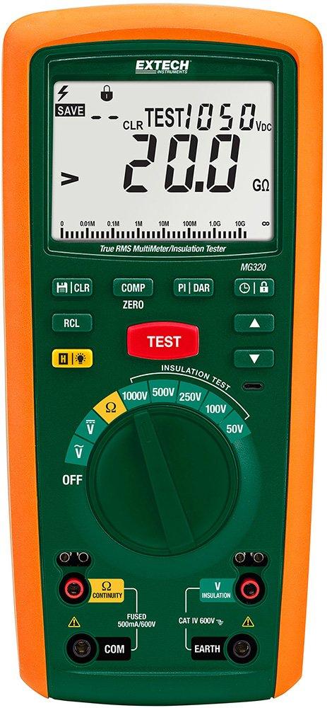 Extech MG320 Insulatuion Tester