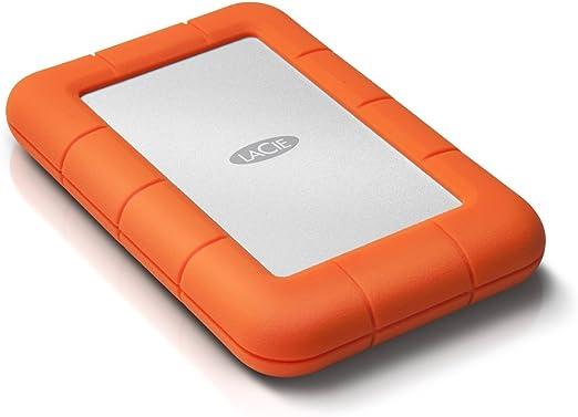LaCie Rugged Mini USB 3.0 / USB 2.0 1TB External Hard Drive 301558 [並行輸入品]